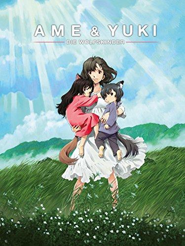 Ame & Yuki - Die Wolfskinder -