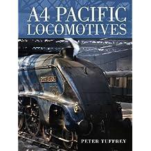A4 Pacific Locomotives