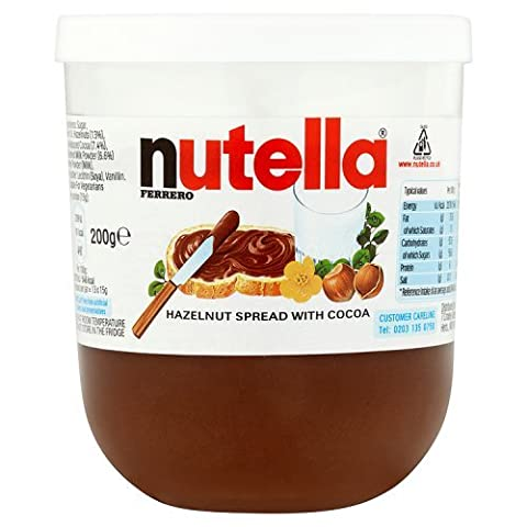 Ferrero - Nutella - 200 g (Nutella Ferrero)