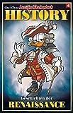Lustiges Taschenbuch History 04: Geschichten der Renaissance - Walt Disney