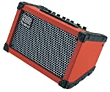 from ROLAND Roland Cube Street battery powered stereo amp (Red) Model Cube-ST-R