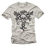 Goethe Faust T - Shirt für Herren Mephisto Verweile doch
