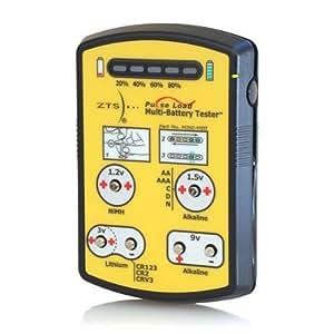 ZTS mini-mBT-mini multi-testeur de batterie-for more than 15 battery types quincaillerie, eisenwarenhandlung