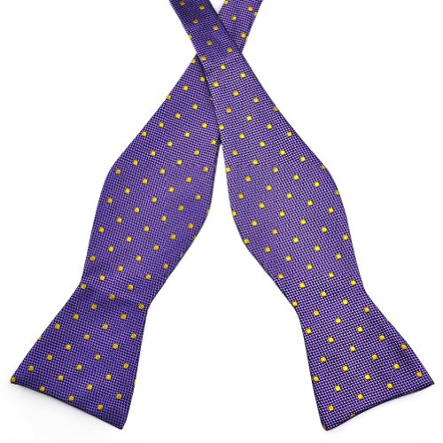 PenSee -  Papillon  - Uomo Purple and Gold