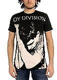 ill Rock Merch Joy Division Ian Curtis Big Print T-Shirt