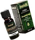 HealthAid Amber (Pinus succinefera) Oil 10ml