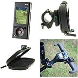 Voiturette De Golf / Monture Chariot & Housse Étanche pour le Callaway uPro Golf GPS Système (sku 8647)