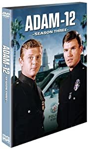 Adam-12: Season Three [DVD] [Region 1] [US Import] [NTSC]