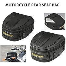 037c0a31ea Moto Bagages Queue Sac de siège de Sport Multifonctionnel Brasage au carbone  Casque de Moto Sac