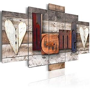 Wanddekoration Holz Wohnzimmer günstig online kaufen | Dein ...