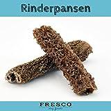 Fresco Hundesnack Naturkausnack Kausnack Snack für Hunde getreidefrei artgerecht natürlich Rinderpansen 1kg