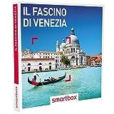 SMARTBOX - Cofanetto regalo coppia - idee regalo originale - Soggiorno incantevole in Venezia con possibilità di cena e benessere
