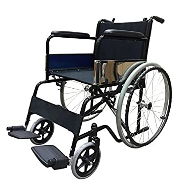 Z-Tec TRUSTY Economy Self Propelled Wheelchair