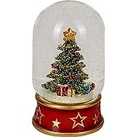 Seasons Greetings Maison Décoration Accessories Jouet Enfants Boules à Neige Arbre de Noël