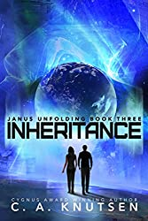 Inheritance (Janus Unfolding Book 3)