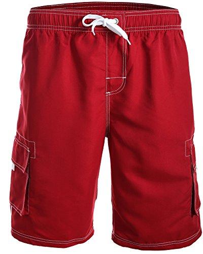 Natation Shorts pour hommes à la mode différentes couleurs 1214-f5150