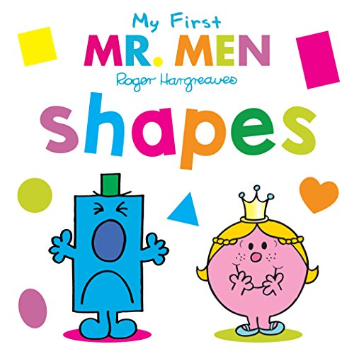 My first Mr Men shapes