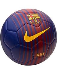 2017-2018 Barcelona Nike Prestige Football (Red-Blue)