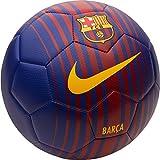 Nike FC Barcelona Prestige Ballon de Football Mixte Adulte, Deep Royal/Noble Red/University Gold, 5