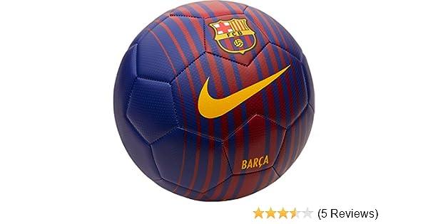 Buy Nike FC Barcelona Prestige Soccer Ball (Size 4) Online at Low Prices in  India - Amazon.in f384857fe79
