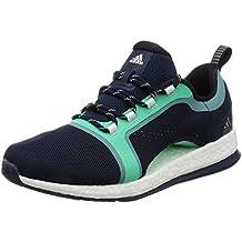 adidas Pure Boost X TR 2 - Zapatillas de running para Mujer, Azul - (MARUNI/NEGBAS/VERSEN) 38 2/3
