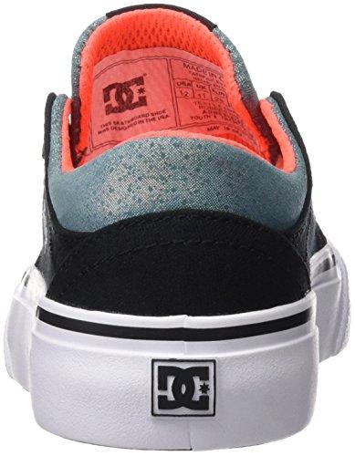 DC Shoes Mädchen Trase Tx Se Sneaker Black/Multi/White