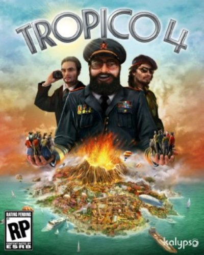 Tropico 4 [PC Code - Steam]