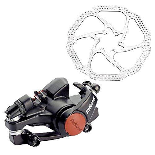 Bazaar Alluminio bicicletta disco lega freno mtb bici da strada frenata rotore - Rotazione Disco