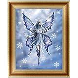 fairlove 5d bordado pinturas Rhinestone Pasted DIY Diamond pintura punto de cruz de lujo casa habitación decoración