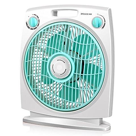 Electric fans turning fan mute desk fan household fan power copper motor