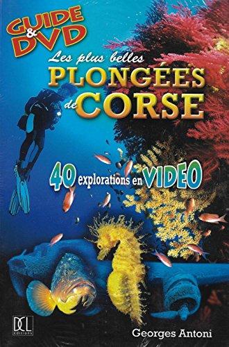 Les plus belles plongées de Corse (1DVD)