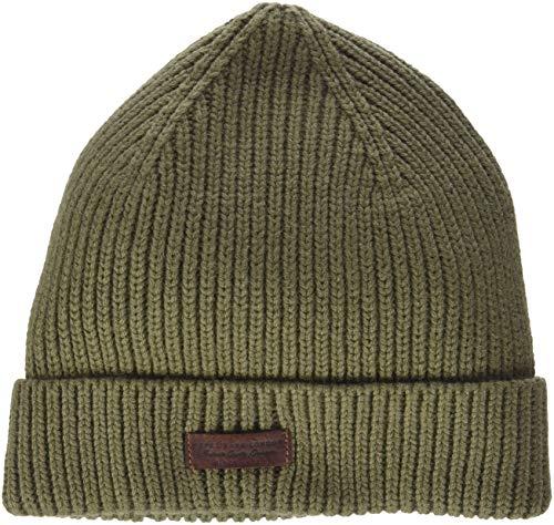 Imagen de pepe jeans new ural hat pm040420 gorro de punto, marrón teak 769 , one size para hombre