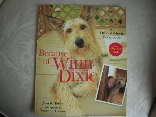 because-of-winn-dixie-official-movie-scrapbook-paperback-by