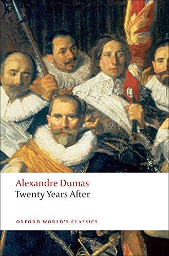 Twenty Years After (Oxford World's Classics) por Alexandre Dumas