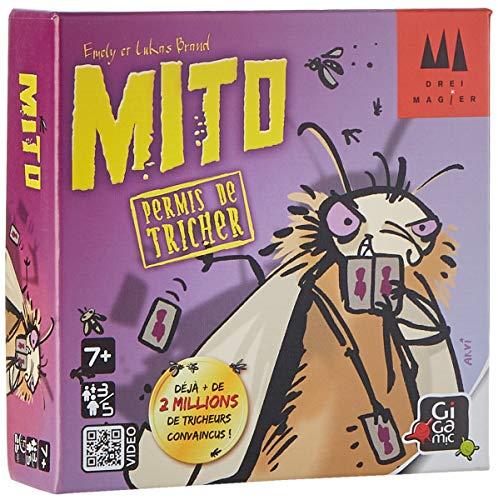 Jeu de cartes MITO Gigamic