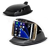 Navitech schwarz Armaturenbrett Selbstklebende Halterung / Montierung für das Samsung Galaxy S5 mini / Galaxy S5 Neo