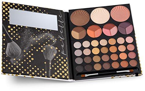 youstar – Make up Kit PALETTE, Contour & Highlighting Powder, Blush & Eyeshadows