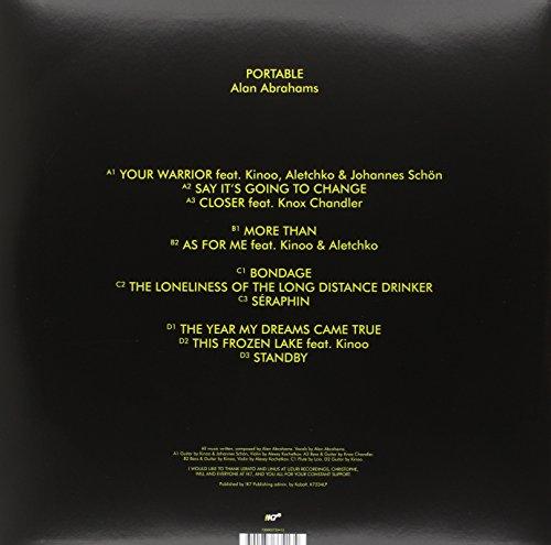 Alan Abrahams (3 LP)