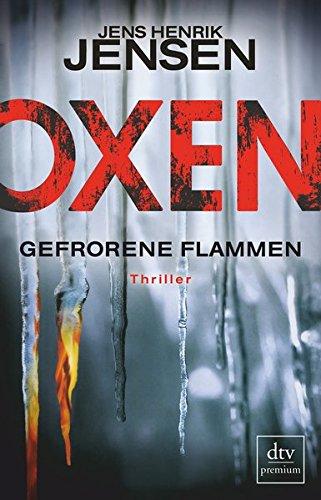 Jensen, Jens Henrik: Oxen. Gefrorene Flammen