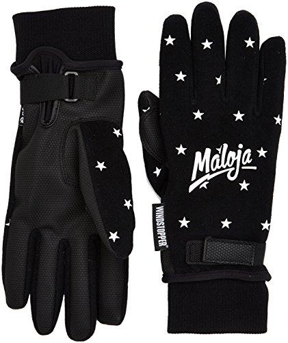 Maloja Herren CaveM. Handschuhe, Charcoal 8099, S