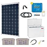 Kit solar 250W Kühlschrank Sol-240L