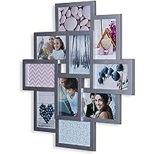 suchergebnis auf f r bilderrahmen collage silber. Black Bedroom Furniture Sets. Home Design Ideas