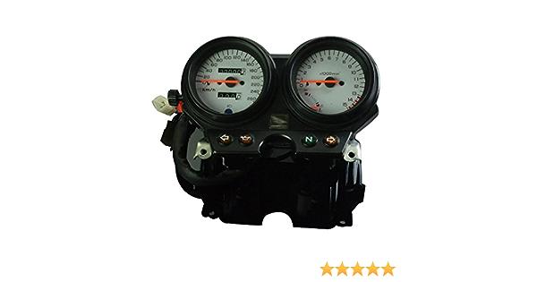 Ysmoto Motorrad Tachometer Tachometer Kilometerzähler Tacho Messgerät Für Honda Cb 600 Cb600 Hornet 600 1996 2002 96 02 96 97 98 99 00 01 02 Motorrad Straßenrad Gewerbe Industrie Wissenschaft