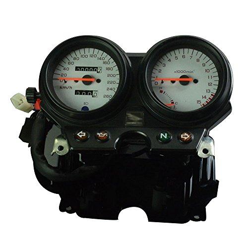Schnell Pro Motorrad Tachometer Kilometerzähler Instrument Tacho Gauge Cluster Meter für Honda CB600Hornet 6001996–2002Motorrad
