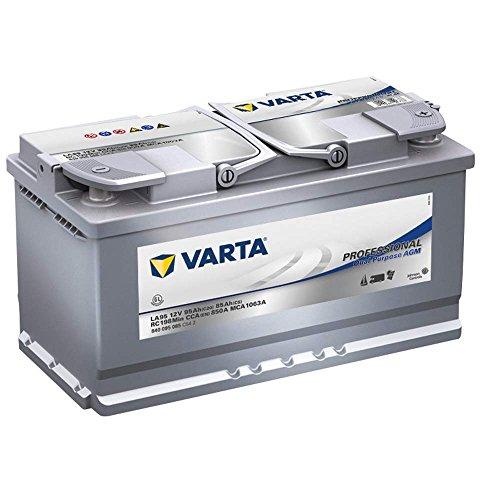 Varta 840095085C542 Batteria Professionale d'Avviamento, per Auto, 12 V, 95 Ah