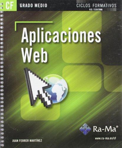 Aplicaciones web (GRADO MEDIO) por Juan Ferrer Martínez