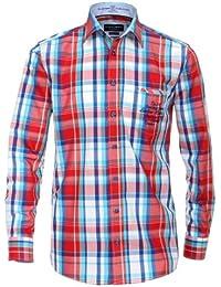 CASAMODA Herren Regular Fit Freizeithemd 441902500/400