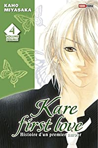 Kare first love Edition double Tome 4