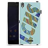 Sony Xperia T3 Style Hülle Silikon Case Schutz Cover Die Lochis Fanartikel Merchandise Roman und Heiko
