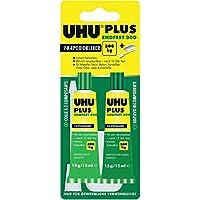 Uhu Plus Endfest 300 33g 2-K-Epoxidharzkleber Tube Binder/Tube Härter
